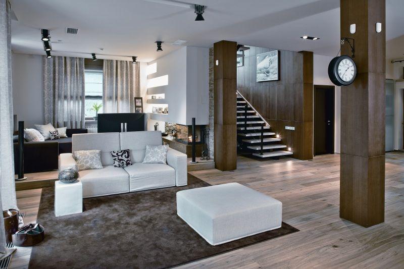Ремонт двухуровневых квартир фото